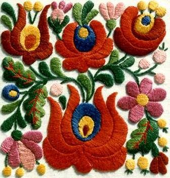 A history of Hungarian Embroidery – Matyó